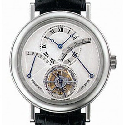 Breguet Classique Complications Tourbillon Power Reserve - 3657PT/12/9V6