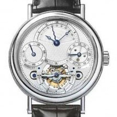 Breguet Classique Complications Tourbillon Perpetual Calendar - 3757PT/1E/9V6