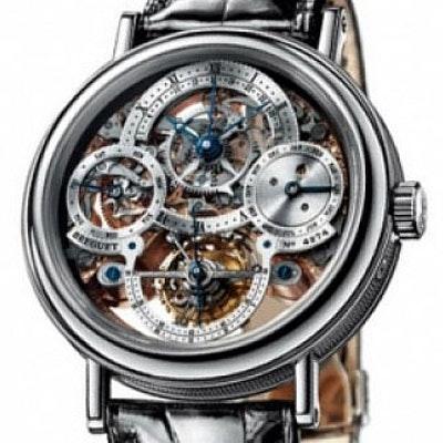 Breguet Classique Complications Tourbillon Perpetual Calendar - 3755PR/1E/9V6