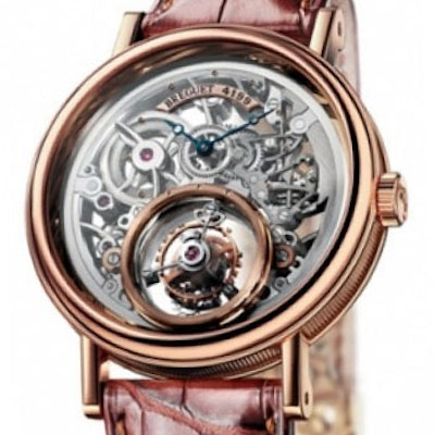 Breguet Classique Complications Messidor Grandes Complications Tourbillon - 5335BR/42/9W6