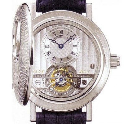 Breguet Classique Complications Tourbillon With Case Cover - 1801BB/12/2W6