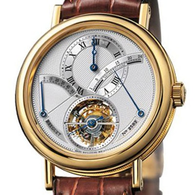 Breguet Classique Complications Tourbillon Power Reserve - 3657BA/12/9V6