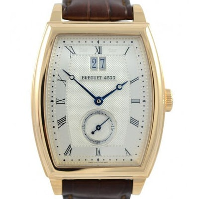 Breguet Heritage Big Date - 5480BR/12/996
