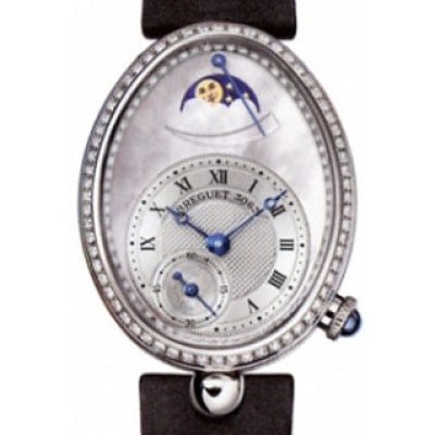 Breguet Reine de Naples Power Reserve - 8908BB/52/864.D00D