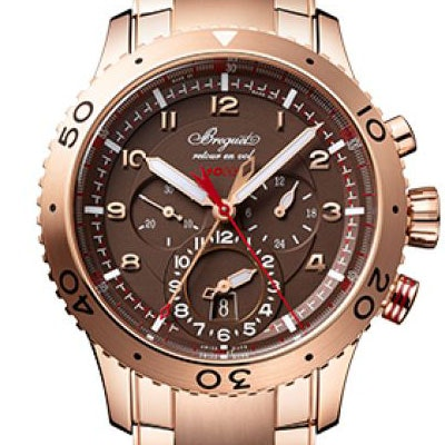 Breguet Type XXII Flyback Chronograph - 3880BR/Z2/RXV