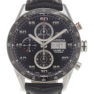 Tag Heuer Carrera Day-Date Chronograph 43mm Automatic - CV2A1R.FC6235