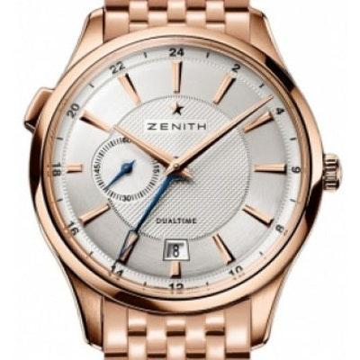 Zenith Captain Dual Time - 18.2130.682/02.M2130