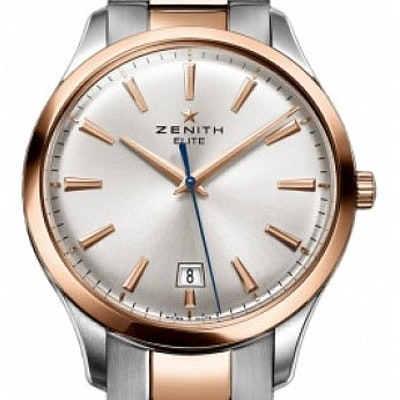 Zenith Captain Central Second - 51.2020.670/01.M2020