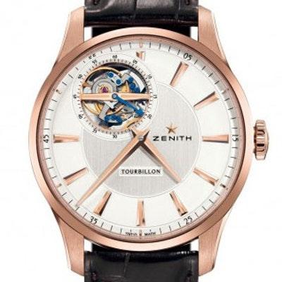Zenith Captain Tourbillon - 18.2190.4041/01.C498