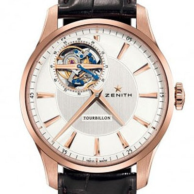 Zenith Captain Tourbillon - 18.2190.4041/01.C498