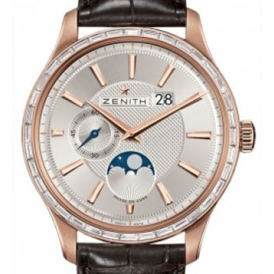 Zenith Captain Date Moonphases - 22.2141.691/01.C498