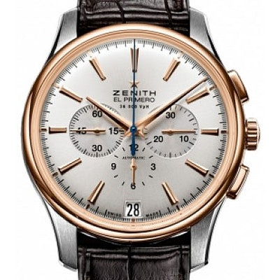 Zenith Captain Chronograph - 51.2112.400/01.C498