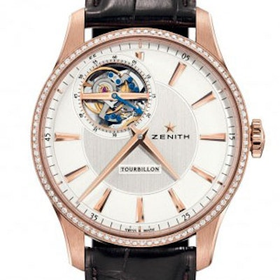 Zenith Captain Tourbillon - 22.2190.4041/01.C498