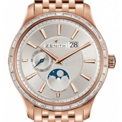 Zenith Captain Date Moonphases - 22.2141.691/01.M2140
