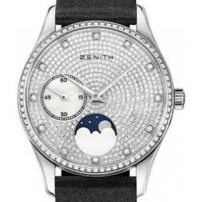 Zenith Heritage Elite Ultra Thin Lady Moonphase - 45.2310.692/09.C717