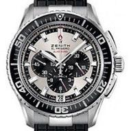 Zenith Stratos Flyback Chronograph - 03.2062.405/07.R515