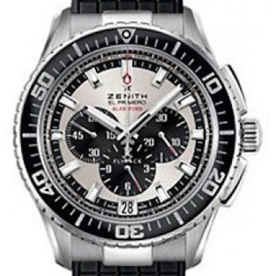 Zenith El Primero Stratos Flyback Chronograph - 03.2062.405/07.R515