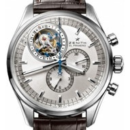 Zenith Tourbillon Chrono With Date - 03.2050.4035/01.C713