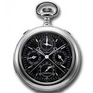 Audemars Piguet Classic Complication Pocket-Watch - 25701PT.OO.0000XX.03