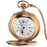 Audemars Piguet Classic Complication Pocket-Watch - 25701BA.OO.0000XX.02
