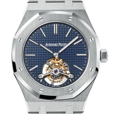 Audemars Piguet Royal Oak Tourbillon Extra-Thin - 26510ST.OO.1220ST.01
