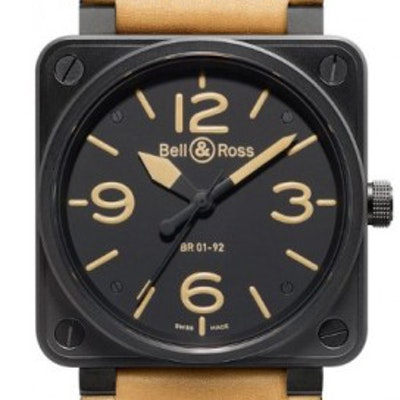Bell & Ross BR 01 Heritage - BR0192-HERITAGE