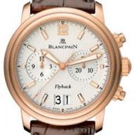 Blancpain Leman Flyback Chronograph Grande Date - 2885F-36B42-53B
