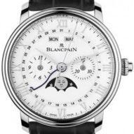 Blancpain Villeret Single-Pusher Chronograph -  6685-1127-55B
