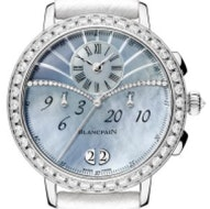 Blancpain Women Chronograph Flyback Grande Date - 3626-1954L-58A