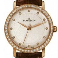 Blancpain Women Ultraplate - 6102--2987-MMB