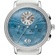 Blancpain Women Chronograph Flyback Grande Date - 3626-4544L-64A