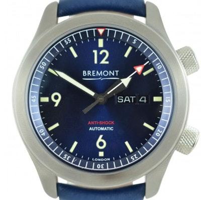 Bremont U2  - U-2/BL