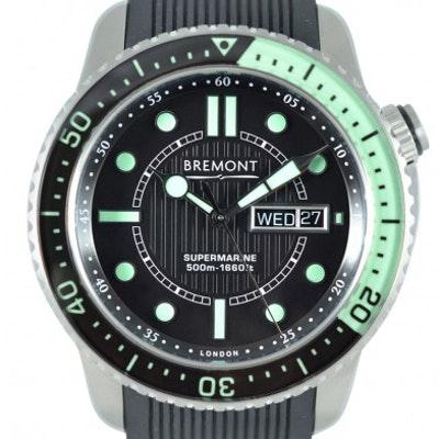 Bremont Supermarine  - S500/BK-GN