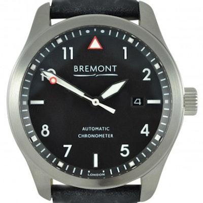 Bremont SOLO Pilot's Watch  - SOLO/WH