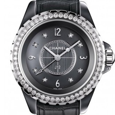 Chanel J12 G10 Gem-Set  - H4188