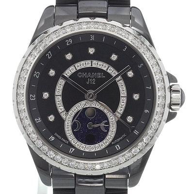 Chanel J12 Moonphase  - H3407