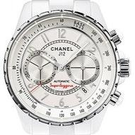 Chanel J12 Chronograph Superleggera - H3410