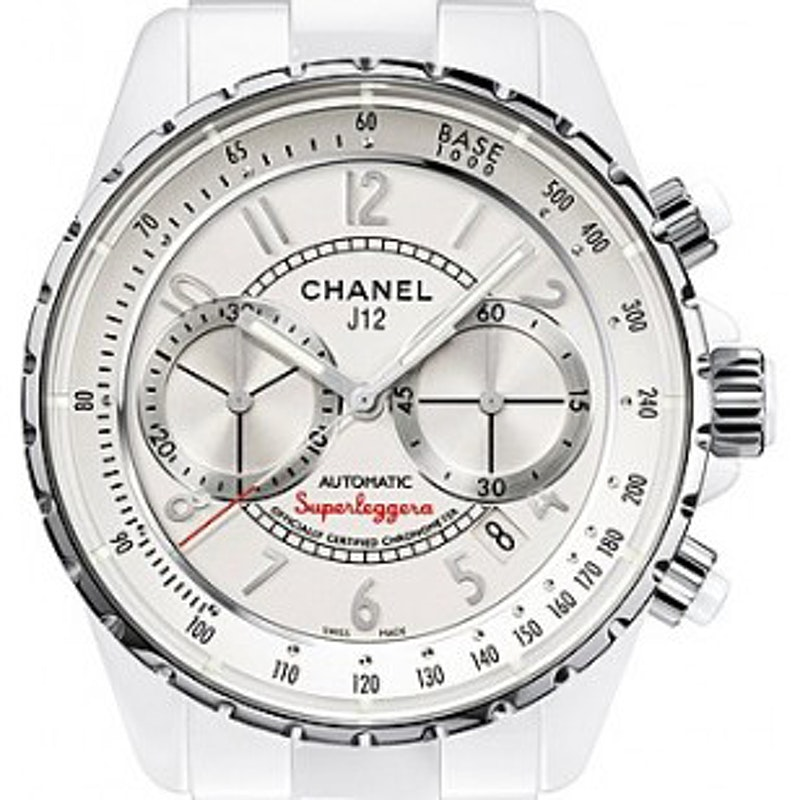 6f41f17f Chanel J12 Chronograph Superleggera H3410