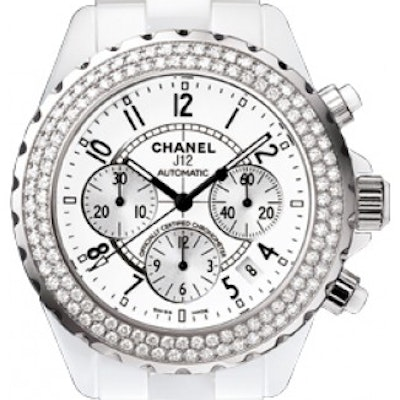 Chanel J12 Automatic Chronograph  - H1008