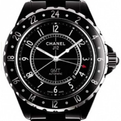 Chanel J12 Gmt Unisex Watch  - H2012