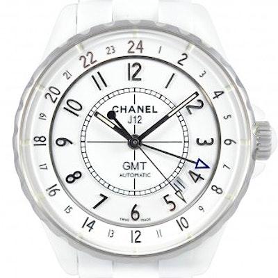 Chanel J12 GMT  - H3103
