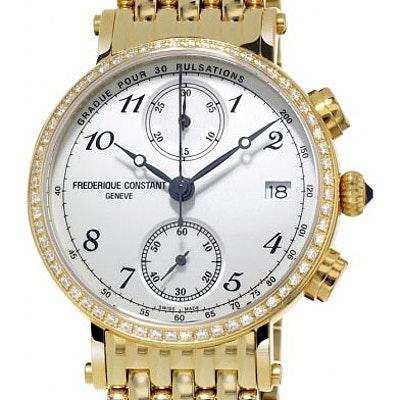 Frederique Constant Classics Chronograph - FC-291A2RD5B