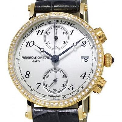 Frederique Constant Classics Chronograph - FC-291A2RD5