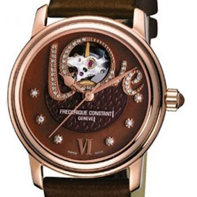 Frederique Constant Specialties Lady Double Heart Beat - FC-310CLHB2P4