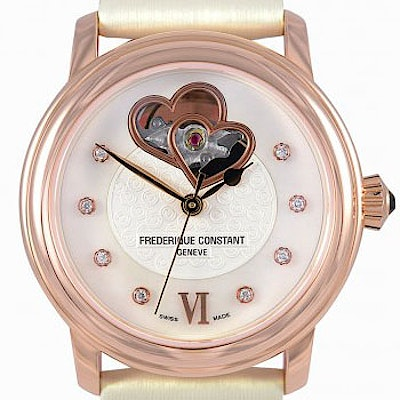 Frederique Constant Specialties Lady World Heart Federation - FC-310WHF2P4
