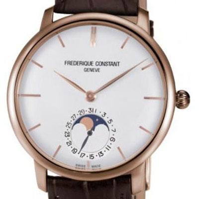 Frederique Constant Manufacture Slimline Moonphase - FC-705V4S9
