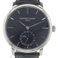 Frederique Constant Manufacture Slimline Moonphase - FC-705N4S6
