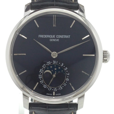 Frederique Constant Manufacture Slimline Moonphase - FC-705N4S6