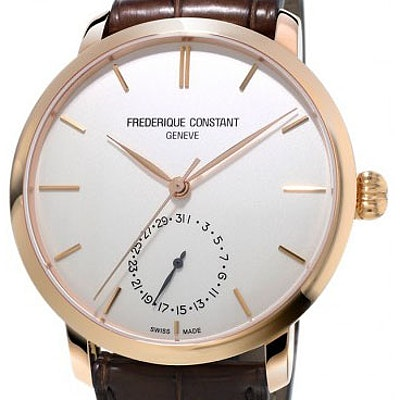 Frederique Constant Manufacture Slimline - FC-710V4S4