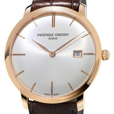 Frederique Constant Classics Slim Line - FC-306V4S9